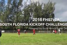 The 2016 Florida High School 7v7 Association Regular Season Tournament Series Highlights